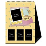 Cal1 - Desktop Calendar 6  x 8.5
