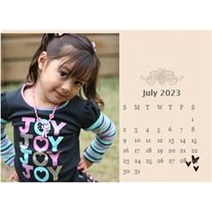 Desktop Calendar 8 5  X 6 : Memories To Cherish By Jennyl   Desktop Calendar 8 5  X 6    Aobgyfju6tgp   Www Artscow Com Jul 2016