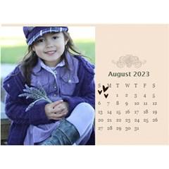 Desktop Calendar 8 5  X 6 : Memories To Cherish By Jennyl   Desktop Calendar 8 5  X 6    Aobgyfju6tgp   Www Artscow Com Aug 2016