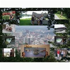 summer Of 2011 calendar By Laurel   Wall Calendar 11  X 8 5  (12 Months)   Xwq733no5wab   Www Artscow Com Month