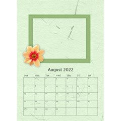 Flower World By Joely   Desktop Calendar 6  X 8 5    5olry1cp5g2i   Www Artscow Com Aug 2015