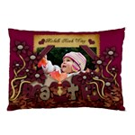 Designer Photo Pillow Autumn Themed (Excellent Xmas Gift) - Pillow Case