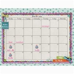 Calendar 2012 1 By Thaneenard   Wall Calendar 11  X 8 5  (12 Months)   4slo1hlrekfu   Www Artscow Com Aug 2012