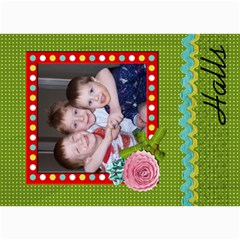 Christmas Card 5 By Martha Meier   5  X 7  Photo Cards   Eqby7su6emx1   Www Artscow Com 7 x5 Photo Card - 4