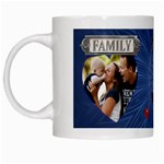 Love Family Mug - White Mug