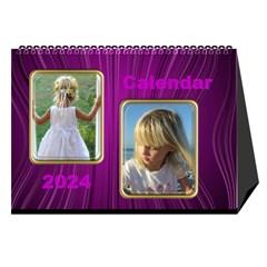 My Pink Desk Calendar By Deborah   Desktop Calendar 8 5  X 6    8y3a4wk2vzqy   Www Artscow Com Cover
