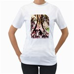 plant hope - Women s T-Shirt (White) (Two Sided)