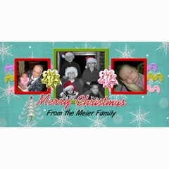 3 Picture Card By Martha Meier   4  X 8  Photo Cards   1byd08exycp7   Www Artscow Com 8 x4 Photo Card - 1