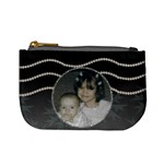 strands of pearls mini coin purse