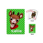 mini playing cards stocking stuffer gift glow nose - Playing Cards (Mini)