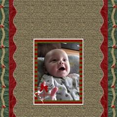 Merry Christmas 12  Storage Stool By Lil    Storage Stool 12    Ufrzthyclww5   Www Artscow Com Front