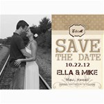 savethedate#2 - 5  x 7  Photo Cards