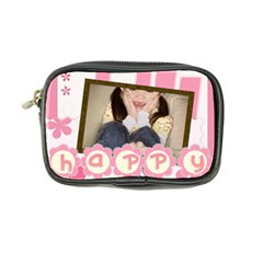 Happy Children By Wood Johnson   Coin Purse   Atn09f0h9wiu   Www Artscow Com Front