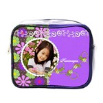 mini toiletries bag - one side 2 - Mini Toiletries Bag (One Side)