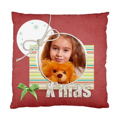 Christmas By Joely   Standard Cushion Case (two Sides)   Iaprdtdqm4tf   Www Artscow Com Back