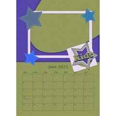 2015 Calendar By Joely   Desktop Calendar 6  X 8 5    9fv1fpbq3y4u   Www Artscow Com Jun 2015