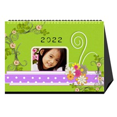 2015 Flower Faith   8 5x6 Calendar By Angel   Desktop Calendar 8 5  X 6    W0wmvpdj8qgv   Www Artscow Com Cover