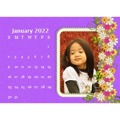 2015 Flower Faith   8 5x6 Calendar By Angel   Desktop Calendar 8 5  X 6    W0wmvpdj8qgv   Www Artscow Com Jan 2015