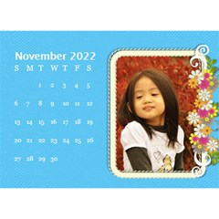 2015 Flower Faith   8 5x6 Calendar By Angel   Desktop Calendar 8 5  X 6    W0wmvpdj8qgv   Www Artscow Com Nov 2015