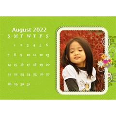 2015 Flower Faith   8 5x6 Calendar By Angel   Desktop Calendar 8 5  X 6    W0wmvpdj8qgv   Www Artscow Com Aug 2015