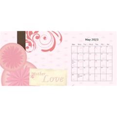 Calendar By Joely   Desktop Calendar 11  X 5    5pwi7oij2tuh   Www Artscow Com May 2015
