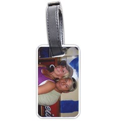 Stefluggage By Sandra Oldham   Luggage Tag (two Sides)   La4ptc28e7d6   Www Artscow Com Front