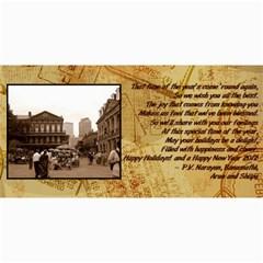 Holidaygreetings2011 2012 By Priya   4  X 8  Photo Cards   5syy2dacxgjl   Www Artscow Com 8 x4 Photo Card - 19