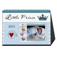 Little Prince Desktop Calendar 8 5x6 By Lil    Desktop Calendar 8 5  X 6    Dp94hvv0mxsm   Www Artscow Com Cover