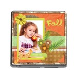 fall girl - Memory Card Reader (Square)