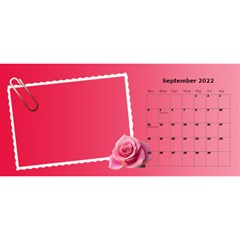 Postcard Desktop Calendar By Deborah   Desktop Calendar 11  X 5    3u4mn2i2bzhy   Www Artscow Com Sep 2017