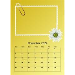 My Postcard Desktop Calendar By Deborah   Desktop Calendar 6  X 8 5    1e9dxyzg8zn5   Www Artscow Com Nov 2018