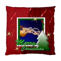 Christmas By Clince   Standard Cushion Case (two Sides)   G181pctwiajq   Www Artscow Com Back