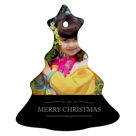 Xmas Idea By Divad Brown   Ornament (christmas Tree)    Hpc2gs9ijmxg   Www Artscow Com Front