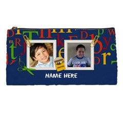 Pencil Case: School Is Fun2 By Jennyl   Pencil Case   L0aerl0cs9hv   Www Artscow Com Front