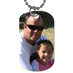 Ryan Dog Tag By Hoyhoy14 Msn Com   Dog Tag (two Sides)   2zxw2wwmtsnx   Www Artscow Com Front