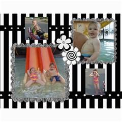 Kim 2011 By Jaime   Wall Calendar 11  X 8 5  (12 Months)   Svu2i0o1n8oq   Www Artscow Com Month
