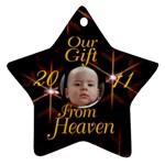 Jimi - Ornament (Star)