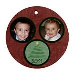Jenny2 - Ornament (Round)