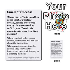 Fearless Journey Strategy Cards V1 0 1 By Deborah   Multi Purpose Cards (rectangle)   Zb5n0xvzb61m   Www Artscow Com Front 36