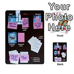 Fearless Journey Strategy Cards V1 0 1 By Deborah   Multi Purpose Cards (rectangle)   Zb5n0xvzb61m   Www Artscow Com Back 50