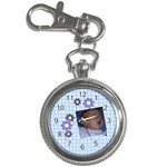 Serenity Blue - Key Chain Watch