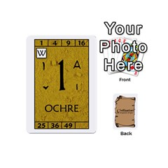 Civi Trade (1) By Roi   Playing Cards 54 (mini)   6fthi6odyrni   Www Artscow Com Front - Spade5
