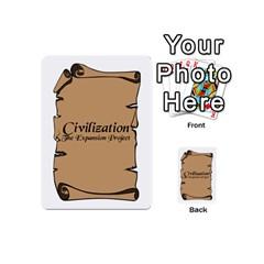 Civi Trade (1) By Roi   Playing Cards 54 (mini)   6fthi6odyrni   Www Artscow Com Back