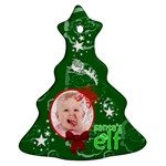 Christmas Collection  - Christmas Tree Ornament (Two Sides)