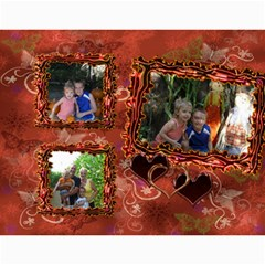 Calendar By Stacy French   Wall Calendar 11  X 8 5  (12 Months)   61l6g41yminu   Www Artscow Com Month