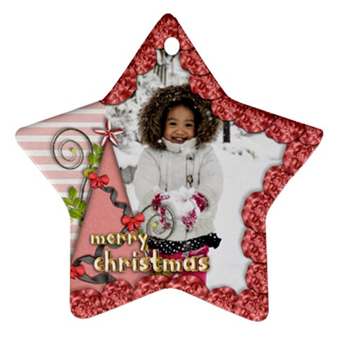 Ornament   Holidays By Angel   Ornament (star)   Cua8ul8u95tl   Www Artscow Com Front