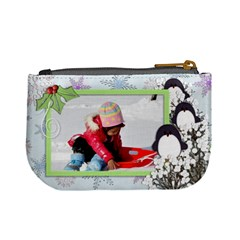 Mini Coin Purse   Winter By Angel   Mini Coin Purse   Ehf3x03mddqf   Www Artscow Com Back