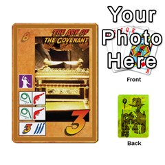 Indiana Jones Fireball Incan Gold By German R  Gomez   Playing Cards 54 Designs   67551ms4nmwz   Www Artscow Com Front - Club6