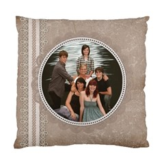 Mom Pillow By Michele   Standard Cushion Case (two Sides)   Ud81ex73ydy7   Www Artscow Com Back
