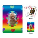 allaboutlove_cards - Playing Cards Single Design